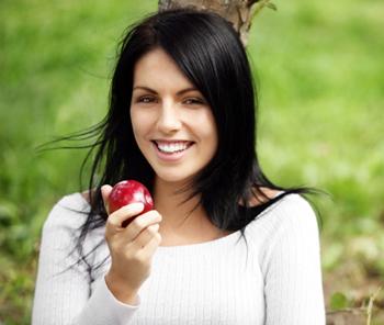 pomme-au-printemps-sante